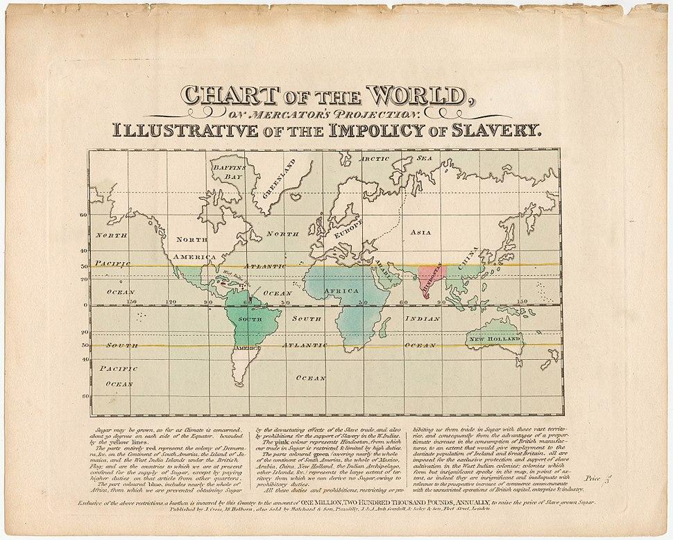 Joseph Cross, The Impolicy of Slavery, 1823 Cornell CUL PJM 1039 01