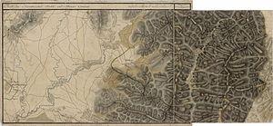 Sânzieni - Historical Map - Josephinische Landaufnahme 1769-1773