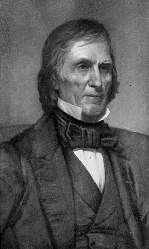Josiah Willard Gibbs Sr. - Prof. Josiah Willard Gibbs Sr., from a portrait by F. B. Carpenter