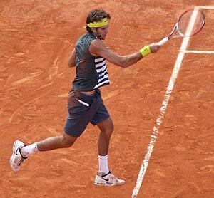 Juan Martín del Potro - At the 2009 French Open, del Potro made the semi-finals, losing to eventual champion Federer.