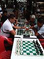 Jugadores de Ajedrez en Sabana Grande.jpg