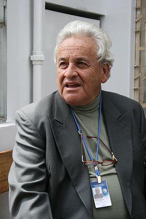 Julio Pazos Barrera - Image: Juliopazos