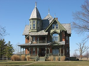 National Register of Historic Places listings in Auglaize County, Ohio
