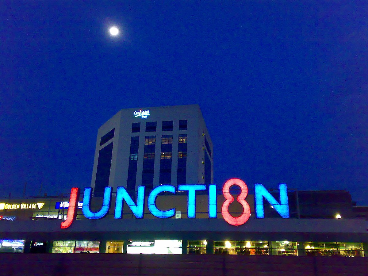 Junction 8 - Wikipedia