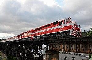 Tacoma Rail - Image: June 23 Mineral 031x RP Flickr drewj 1946