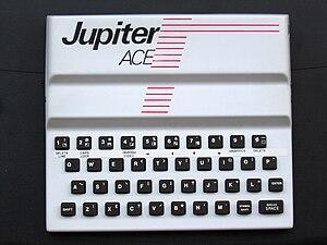 Jupiter Ace - Jupiter Ace