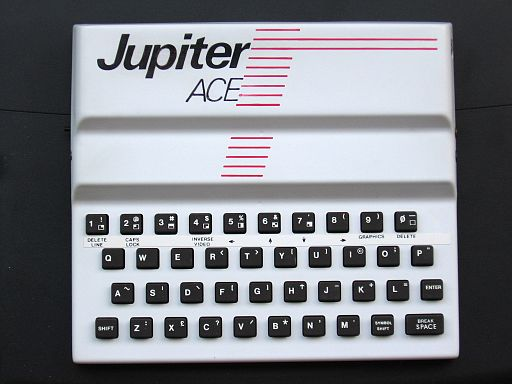 Jupiter ACE (restored)