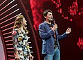 Justin and Sophie Trudeau - Global Citizen Festival Hamburg 01.jpg