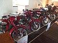 Kámen (PE), expozice motocyklů, Jawa 250.jpg