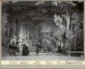 Kärt besvär förgäves, Dramatiska teatern 1901. Föreställningsbild - SMV - H12 044.tif