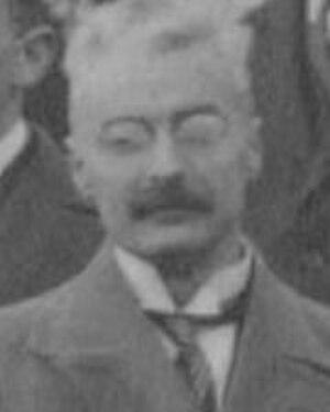 Robert König - Robert König, 1930 in Jena