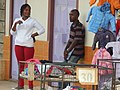KENYAN WOMAN SELLING 'MITUMBA' (SECOND HAND CLOTHES).jpg