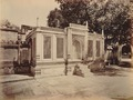 KITLV 92004 - Samuel Bourne - Nizam-ud-Din Auliya tomb in Delhi India - Around 1860.tif