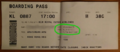 KLM boarding pass with frequent flyer number.png