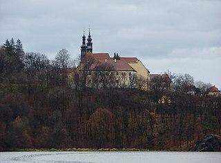 Franciscan Monastery in Kadaň