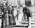 Kaiulani with Eva Parker, Rose Cleghorn and Prince Koa.jpg
