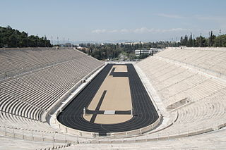 Panathenaic Stadium stadium in Athens, Greece