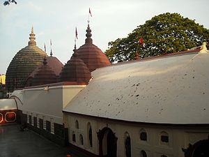 Undivided Kamrup district - Ancient scriptures often refer Kamakhya temple as heart of Kamrup