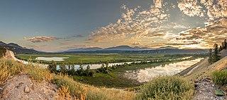 Columbia Wetlands