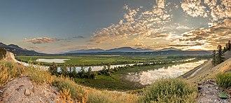 Columbia Wetlands - Image: Kanada msu 2018