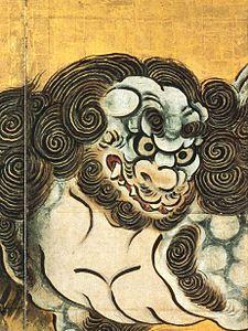 Kano Eitoku Wikipedie