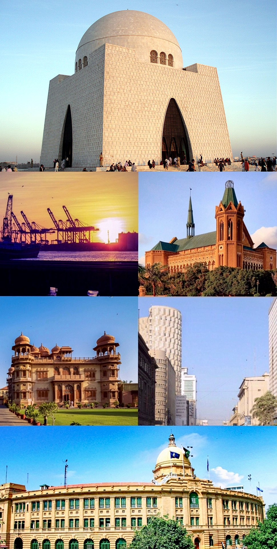 Karachimontage