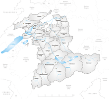 Subdivisions of the canton of Bern Wikipedia