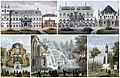 Kasteel Vaeshartelt, noordvleugel, Grand Canal, Grand Cascade & monument Willem II (album P Regout, 1860-70).jpg