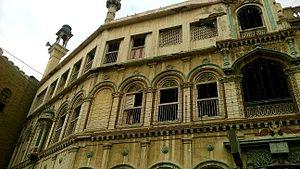Memon people -  Katchi Memon Masjid   Katchi Memon Masjid