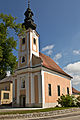 Kath Pfarrkirche Kreuzauffindung in Klam.jpg