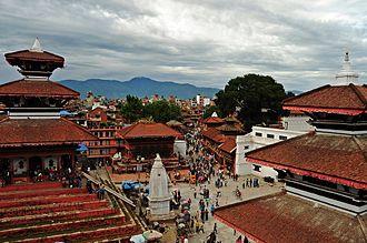 April 2015 Nepal earthquake - Before the earthquake