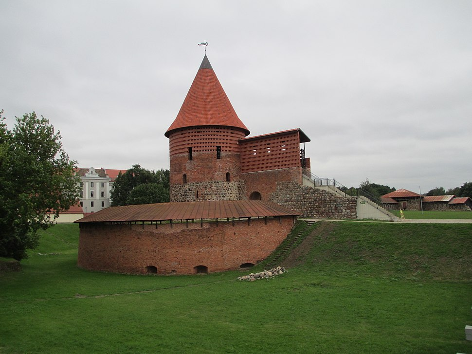 Kaunas Castle-Lithuania