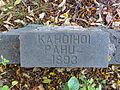 KawaiahaoChurchcemetery-Kapenafamily-Kapena-kahoihoi-pahu1893.JPG