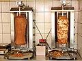 Kebab meet beef (left), chicken (right).jpg