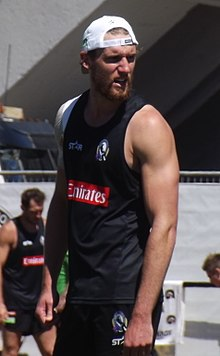Keefe at training (cropped).jpg