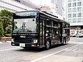 Keio Bus Higashi K61807 Hilton Tokyo Shuttle Rainbow KR290.jpg
