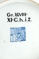 "Kejsarmärke ""Ta Tsing Kia-king nien chi"" d.v.s - Hallwylska museet - 95916.tif"