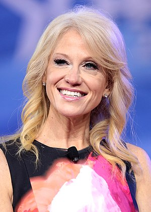 Alternative facts - Kellyanne Conway, who originally used the phrase