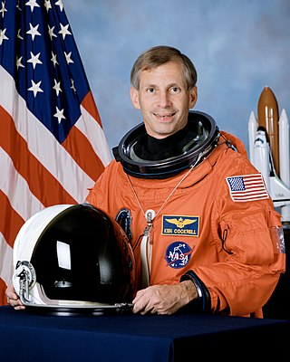 Kenneth Cockrell American astronaut