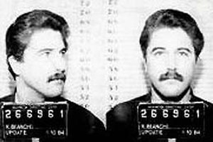 Hillside Strangler -  Kenneth Bianchi mugshot in 1979