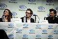 Keri Russell, Gary Oldman & Andy Serkis (13925559951).jpg