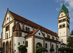 Ketsch Katholische Kirche 20100619