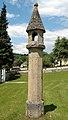 Keutschach ehemaliger Kirchhof Totenleuchte 09062006 02.jpg