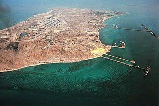 Kharg Island island in Iran