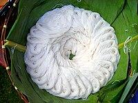 Khanom Chin - Thai rice noodles.JPG