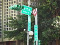 KinMen Street, JinMen Street and TingZhou Road Section 2 intersection, Taipei City 20070715.jpg