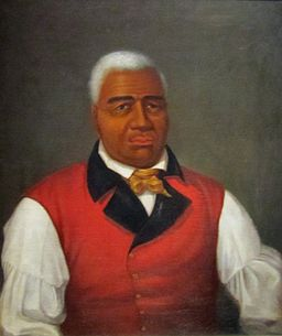 King Kamehameha the Great, Bishop Museum, unknown artist