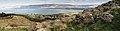 Kinneret (sea of Galilee) from 'Moshavat Kinneret' - panoramio.jpg