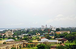 金沙萨和刚果河