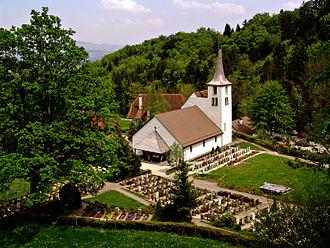 Blumenstein - Blumenstein Swiss Reformed church